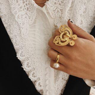 Statement Rings ✨ Your uniqueness is your magic.